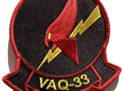 VAQ-33 Firebirds Squadron Patch – Sew On