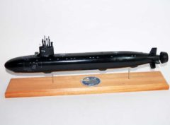 USS Virginia (SSN-774) Submarine Model