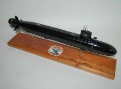 USS New Mexico (SSN-779) Submarine Model