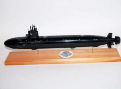 USS California (SSN-781) Submarine Model