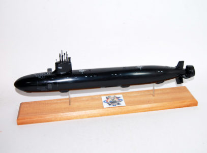 USS Minnesota (SSN-783) Submarine Model