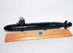 USS North Dakota (SSN-784) Submarine Model