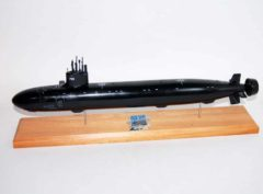 USS Indiana (SSN-789) Submarine Model