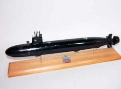USS South Dakota (SSN-790) Submarine Model
