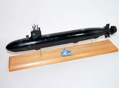USS Delaware (SSN-791) Submarine Model