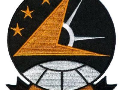 VA-115 Eagles Squadron Patch – Plastic Backing
