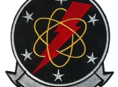 VA-116 Roadrunners Squadron Patch – Plastic Backing