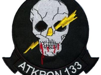 VA-133 Squadron Patch – Plastic Backing