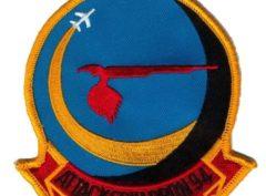 VA-94 Shrikes Squadron Patch – Plastic Backing