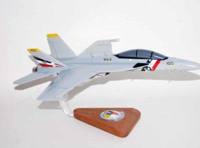 VFA-2 Bounty Hunters V/A-18F