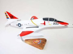 VT-22 Golden Eagles TA-4J Skyhawk Model