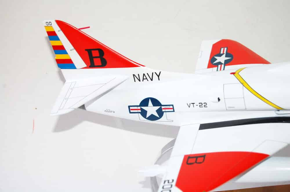 VT-22 Golden Eagles TA-4J Skyhawk Model