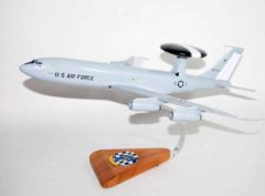 963rd Airborne Air Control Squadron E-3 Sentry