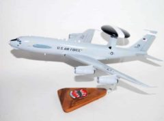 968th Expeditionary Airborne Air Control Squadron E-3 Sentry