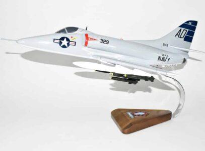 VA-43 Challengers A-4 Skyhawk Model