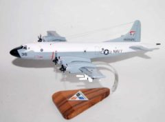 US Navy Naval Missile Center Lockheed P-3A Model