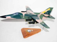 "No. 1 Squadron RAAF ""Fighting First"" F-111 Model"