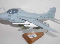 VA-34 Blue Blasters A-6 (1989) Model