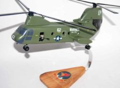 HMM-265 Dragons CH-46 Model