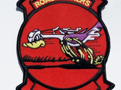 VMR-1 Squadron Patch – Plastic Backing