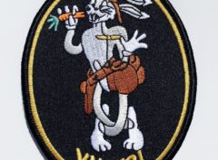 VMF-121 Squadron Patch – Plastic Backing