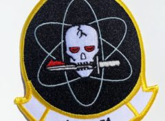 VFA-151 Vigilantes Squadron Patch – Plastic Backing
