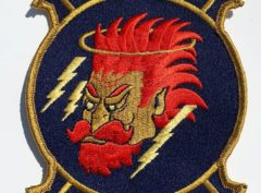 HMM-362 Ugly Angels Patch – Plastic Backing