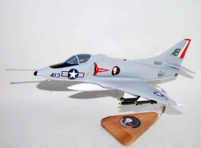 VA-12 Flying Ubangis A-4 Skyhawk Model