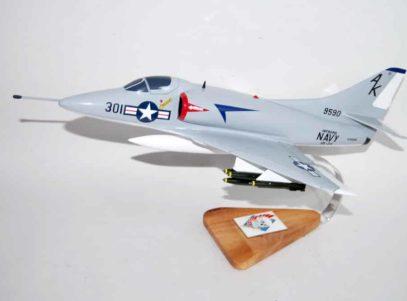 VA-34 Blue Blasters A-4 Skyhawk Model