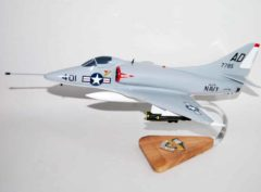 VA-44 Hornets A-4 Skyhawk Model
