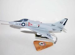 VA-64 Black Lancers A-4 Skyhawk Model