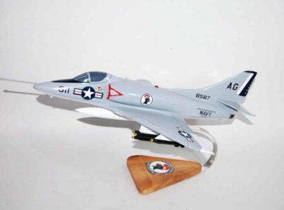 VA-64 Black Lancers A-4 Skyhawk Model