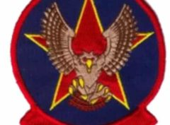 VC-8 Red Tails Squadron Patch – Plastic Backing