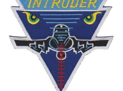 A-6 Intruder Patch – Plastic Backing