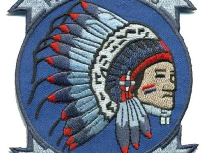 HSM-72 Proud Warriors Throwback Squadron Patch – Plastic Backing