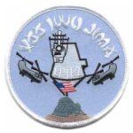 USS Iwo Jima LPH-2 Patch – Plastic Backing