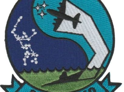 VP-69 Totems Squadron Patch – Plastic Backing