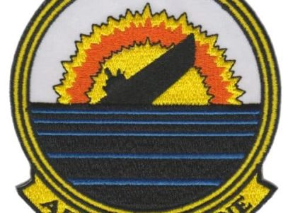 VX-1 Pioneers Squadron Patch – Plastic Backing