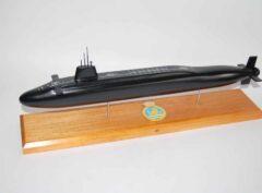 HMS Vanguard (S28) Submarine Model