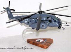 HM-15 Blackhawks MH-53e (15) Model