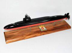 USS Kamehameha SSBN-642 Submarine Model