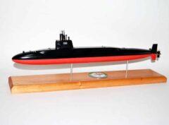USS Mariano G. Vallejo SSBN-658 Submarine Model