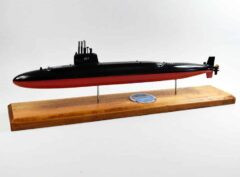 USS Francis Scott Key SSBN-657 Submarine Model