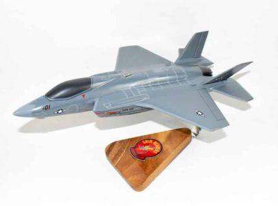 VFA-101 Grim Reapers F-35C Lightning II Model