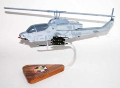 HMLA-169 World Famous Vipers AH-1W Model (9/11 Scheme)