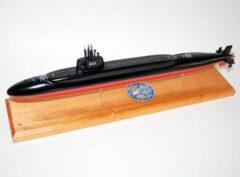 USS George Bancroft SSBN-643 Submarine Model