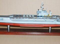 USS Kitty Hawk CV-63 Aircraft Carrier Model