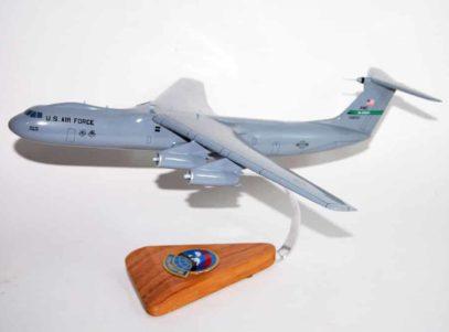 313th Airlift Squadron C-141B Model