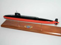 USS Benjamin Franklin SSBN-640 Submarine Model