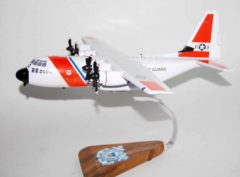 Coast Guard C-130J Model